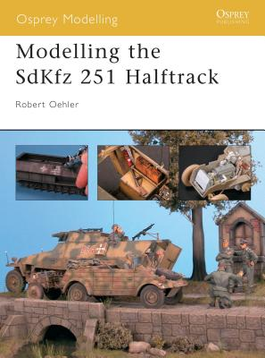 Modelling the Sdkfz 251 Halftrack Cover
