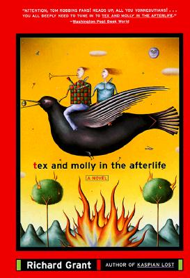 Tex and Molly in the Afterlife Cover