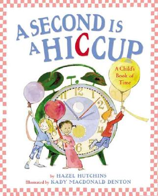 A Second Is a Hiccup Cover