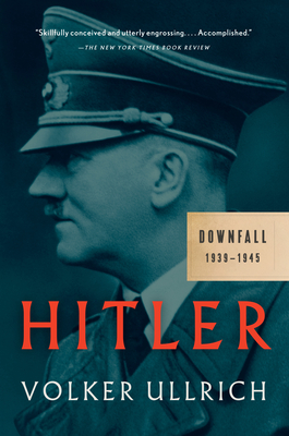 Hitler: Downfall: 1939-1945 cover