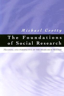 The Foundations of Social Research: Meaning and Perspective in the Research Process Cover Image