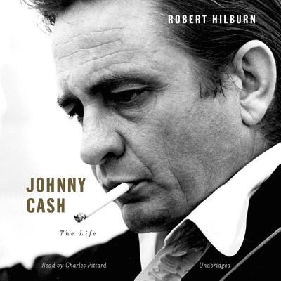 Johnny Cash Lib/E: The Life Cover Image