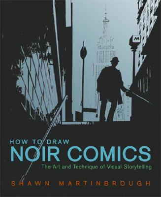 How to Draw Noir Comics Cover