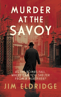 Murder at the Savoy Cover Image