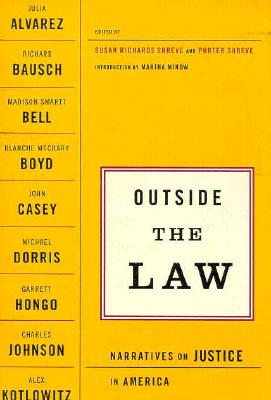 Cover for Outside the Law