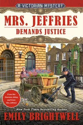 Mrs. Jeffries Demands Justice (A Victorian Mystery #39) Cover Image