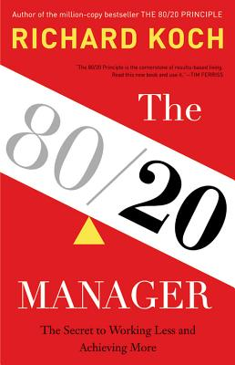 The 80/20 Manager Cover