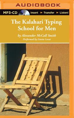 The Kalahari Typing School for Men (No. 1 Ladies' Detective Agency #4) Cover Image
