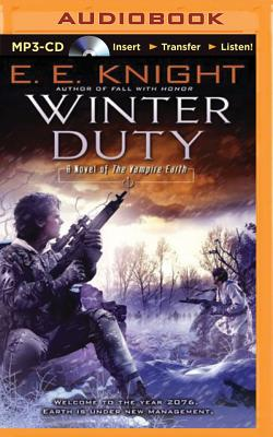 Winter Duty: A Novel of the Vampire Earth Cover Image