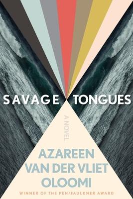 Savage Tongues: A Novel Cover Image