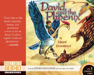David and the Phoenix (Library) Cover Image