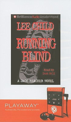 Running Blind [With Headphones] (Playaway Adult Fiction) Cover Image