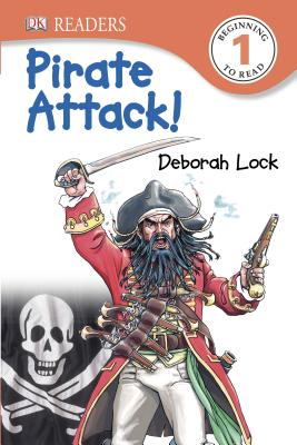 DK Readers L1: Pirate Attack! Cover Image
