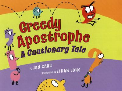 Greedy Apostrophe Cover