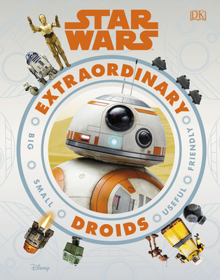 Star Wars Extraordinary Droids Cover Image