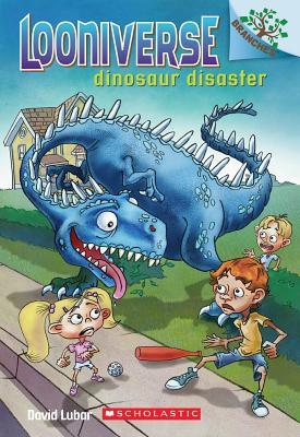 Cover for Dinosaur Disaster