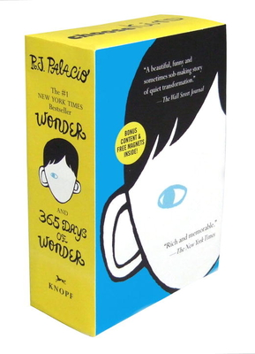 Wonder/365 Days of Wonder Boxed Set Cover