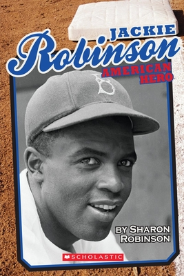 Jackie Robinson Cover
