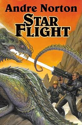 Cover for Star Flight