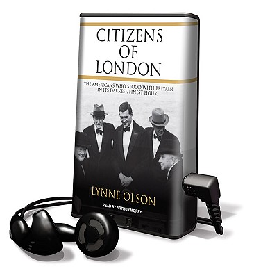 Citizens of London (Playaway Adult Nonfiction) Cover Image