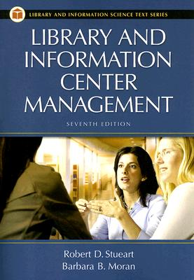 Cover for Library and Information Center Management