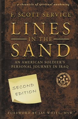 Lines in the Sand: An American Soldier's Personal Journey in Iraq Cover Image