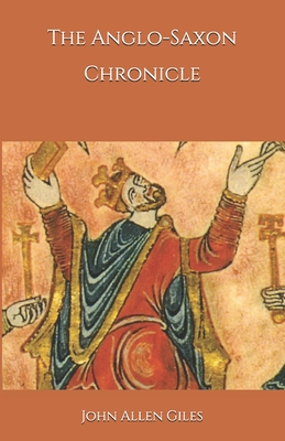 The Anglo-Saxon Chronicle Cover Image