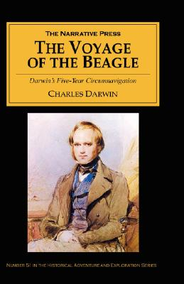 The Voyage of the Beagle: Darwin's Five-Year Circumnavigation Cover Image