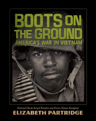 Boots on the Ground: America's War in Vietnam Cover Image