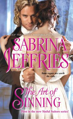 The Art of Sinning (The Sinful Suitors #1) Cover Image