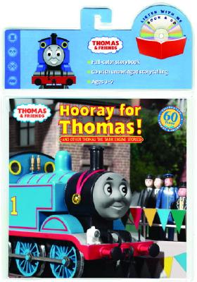 Hooray for Thomas! Book & CD (Thomas & Friends) Cover
