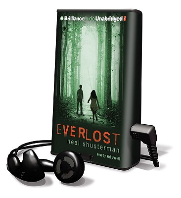 Everlost [With Earbuds] (Playaway Children) Cover Image