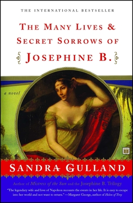 The Many Lives & Secret Sorrows of Josephine B. Cover