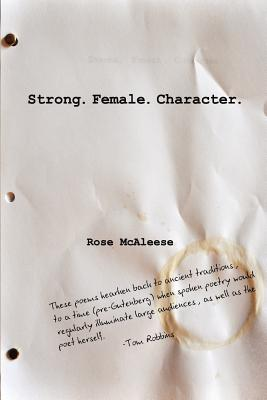 Strong. Female. Character. Cover Image