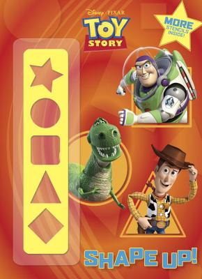 Shape Up! (Disney/Pixar Toy Story) Cover