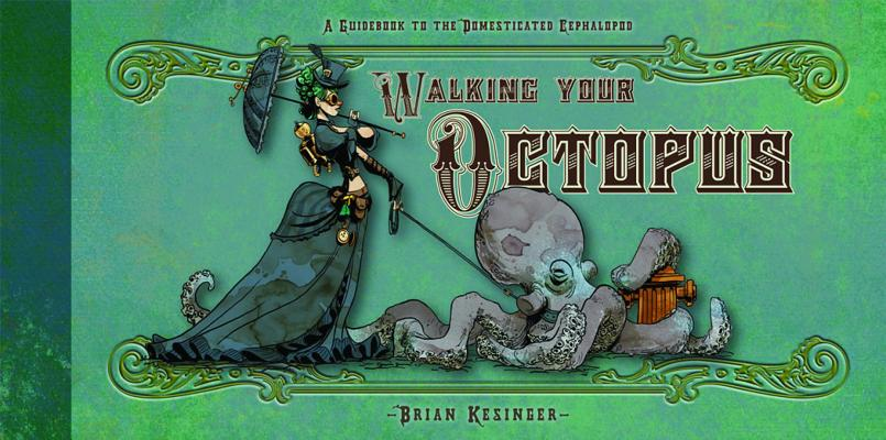 Walking Your Octopus Cover