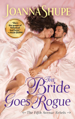The Bride Goes Rogue (The Fifth Avenue Rebels #3) Cover Image