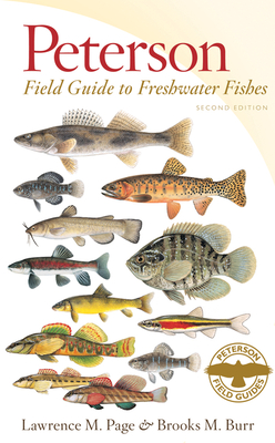 Peterson Field Guide to Freshwater Fishes, Second Edition (Peterson Field Guides) Cover Image