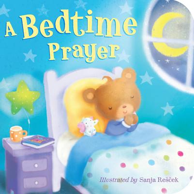 A Bedtime Prayer Cover