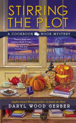 Stirring the Plot (A Cookbook Nook Mystery #3) Cover Image