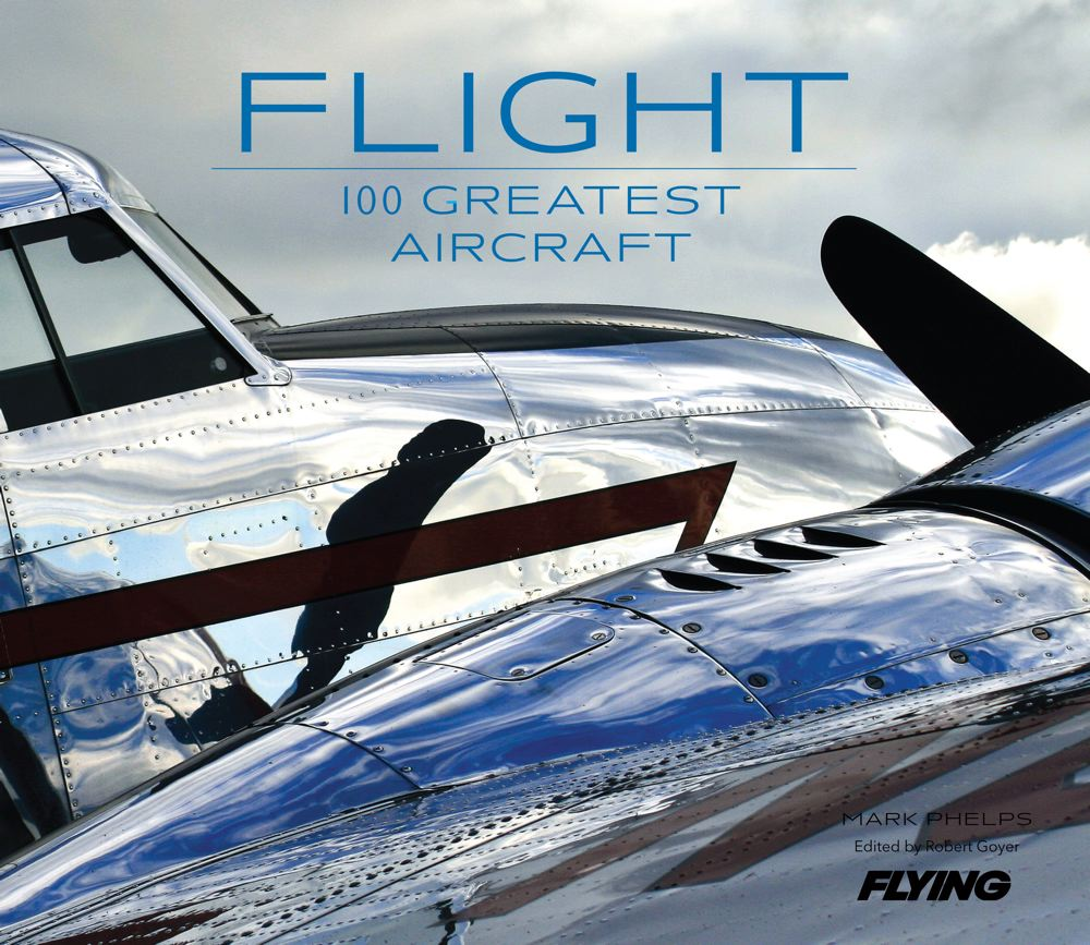 Flight: 100 Greatest Aircraft Cover Image