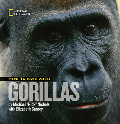Face to Face with Gorillas Cover
