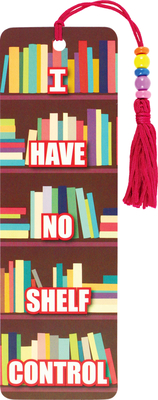 Shelf Control Beaded Bookmark Cover Image
