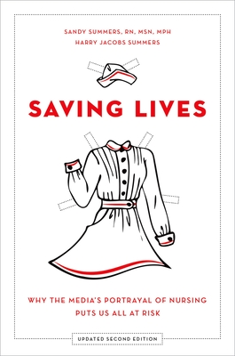 Cover for Saving Lives