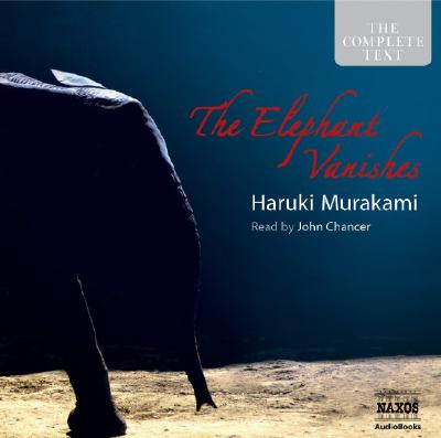 The Elephant Vanishes Cover Image