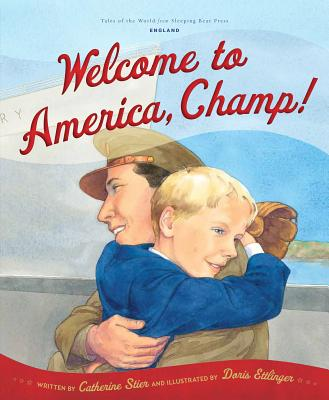 Welcome to America, Champ (Tales of the World) Cover Image