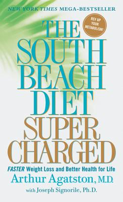 The South Beach Diet Supercharged Cover