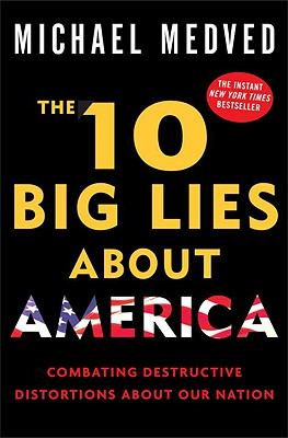 The 10 Big Lies About America Cover