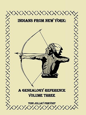 Cover for Indians from New York
