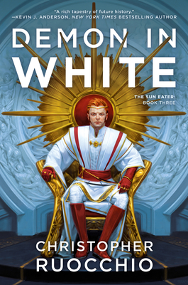 Demon in White (Sun Eater #3) Cover Image
